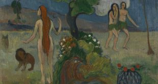 Paul Gaugin, « Le Paradis Perdu », 1888.